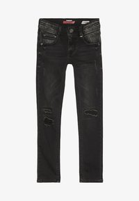 Vingino - ADAMOS - Jeans Skinny Fit - dark grey vintage - 2