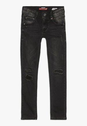 ADAMOS - Jeans Skinny Fit - dark grey vintage