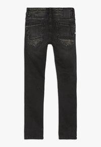Vingino - ADAMOS - Jeans Skinny Fit - dark grey vintage - 1