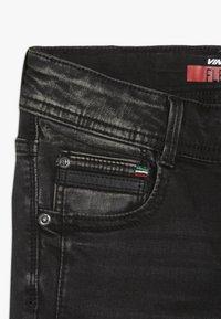 Vingino - ADAMOS - Jeans Skinny Fit - dark grey vintage - 3