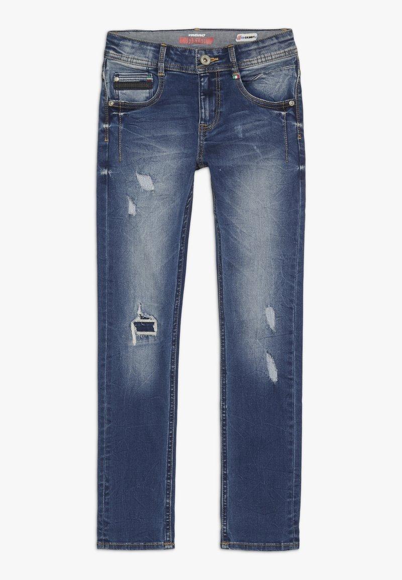 Vingino - ADAMOS - Jeans Skinny Fit - blue vintage
