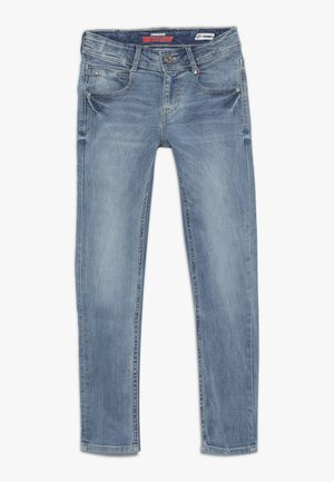 APACHE - Jeans Skinny Fit - mid blue wash