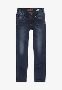 Vingino - APACHE - Jeans Skinny Fit - deep dark - 3