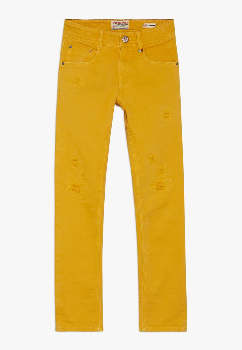 Vingino - AZADANE - Jeans Skinny Fit - warm yellow