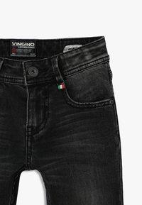 Vingino - ARGILE - Jeans Skinny Fit - dark grey vintage - 3