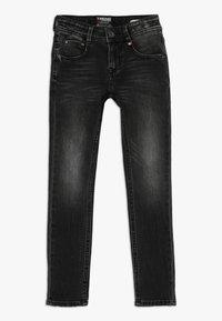 Vingino - ARGILE - Jeans Skinny Fit - dark grey vintage - 0