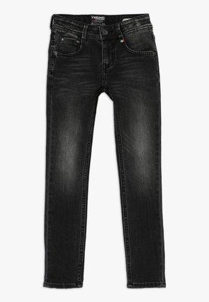 ARGILE - Jeans Skinny Fit - dark grey vintage