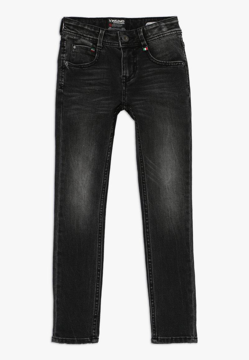 Vingino - ARGILE - Jeans Skinny Fit - dark grey vintage