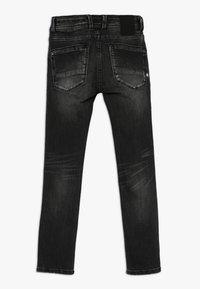 Vingino - ARGILE - Jeans Skinny Fit - dark grey vintage - 1