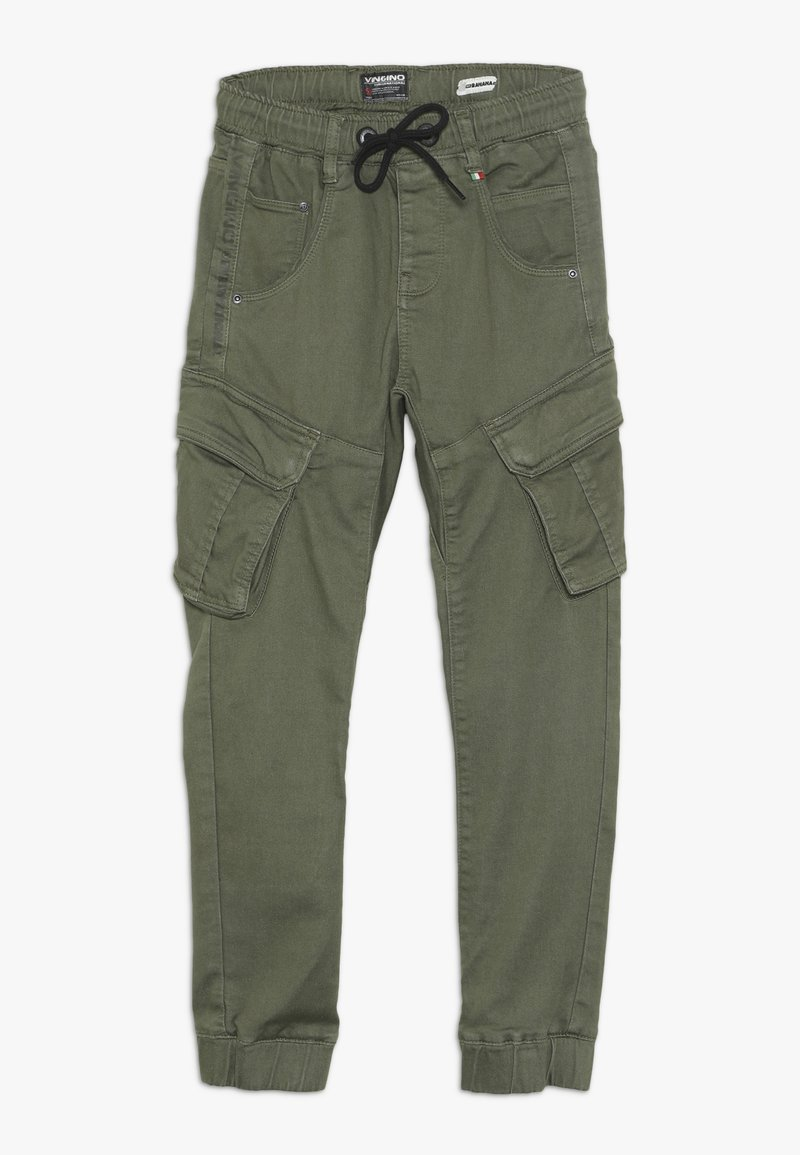 Vingino - CARLOS - Cargo trousers - olive night
