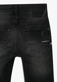 Vingino - ANTWAN - Jeans Skinny Fit - black vintage - 3