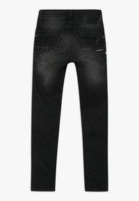 Vingino - ANTWAN - Jeans Skinny Fit - black vintage - 1
