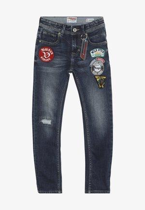 CLINT - Slim fit jeans - dark used