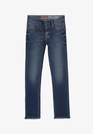 ALVASCO - Jeans Skinny Fit - mid blue wash