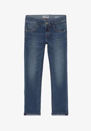 ALESSANDRO - Jeans Skinny Fit - mid blue wash
