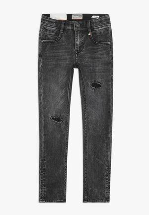 ABANO - Straight leg jeans - grey