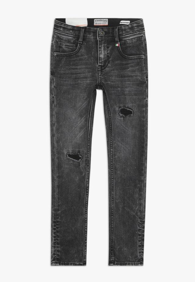 ABANO - Jeans straight leg - grey