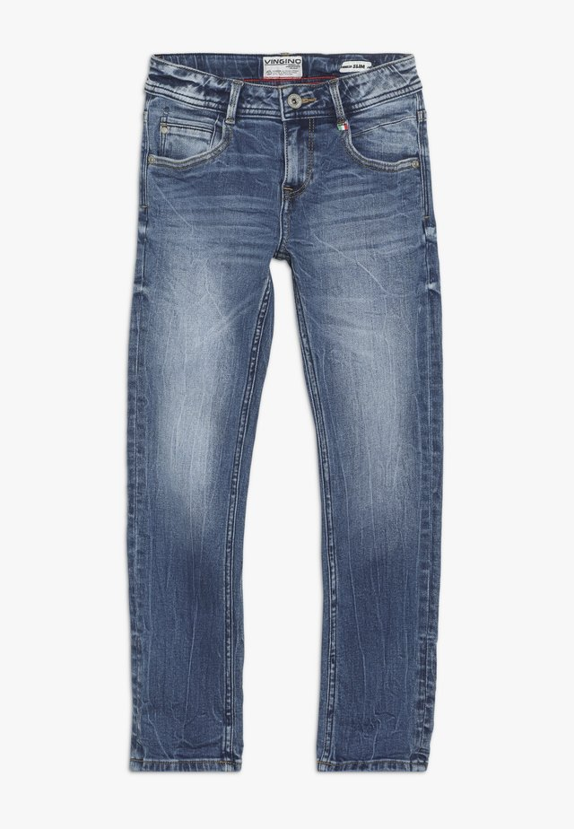DASILE - Jeans slim fit - blue vintage