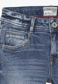 Vingino - DASILE - Džíny Slim Fit - blue vintage - 3