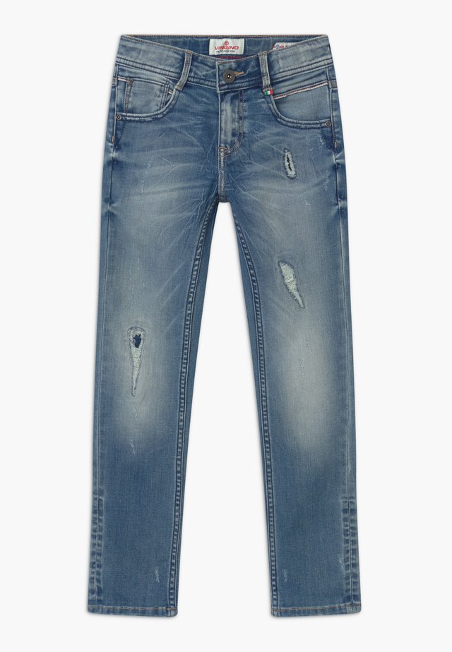 DIEGO - Jeans slim fit - blue vintage