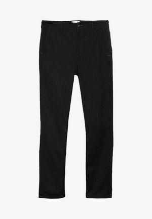 SPIKE - Kalhoty - black