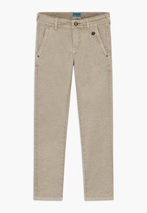 SANAIRO - Pantalones chinos - sand