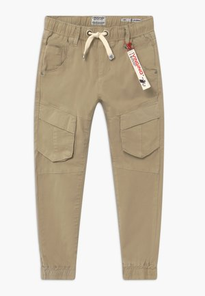 CABE - Cargo trousers - sand