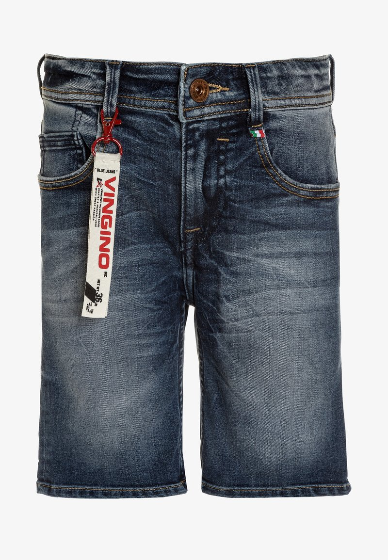 Vingino - CONCETTO - Denim shorts - blue vintage