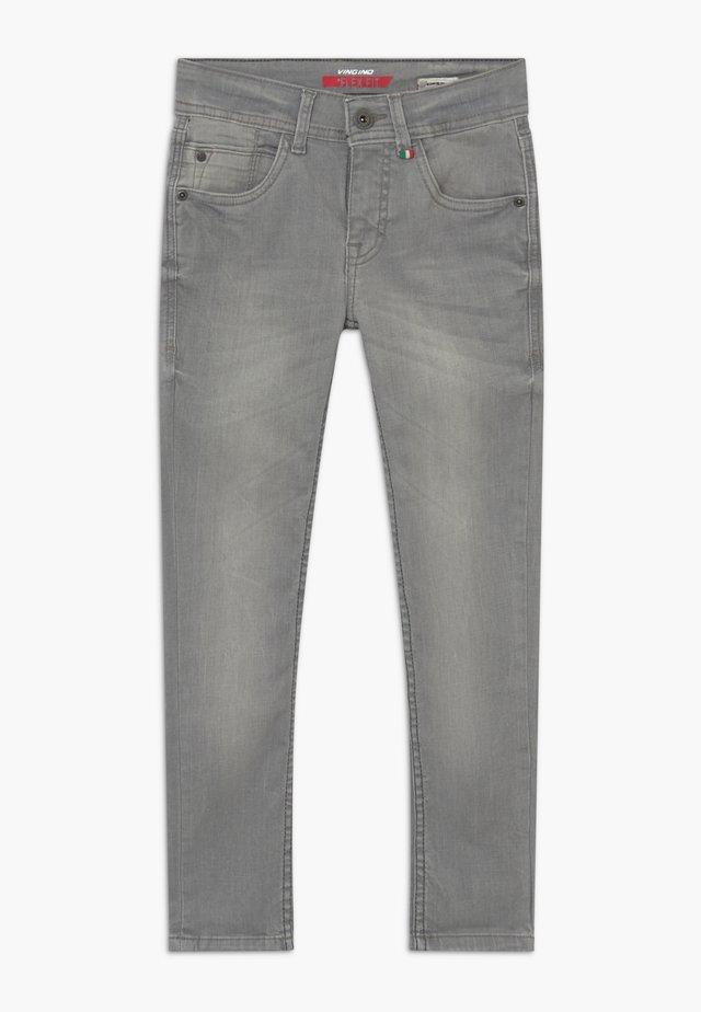 Jeans Skinny Fit - light grey