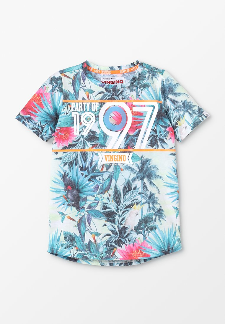 Vingino - HENSON - T-Shirt print - multicolor white
