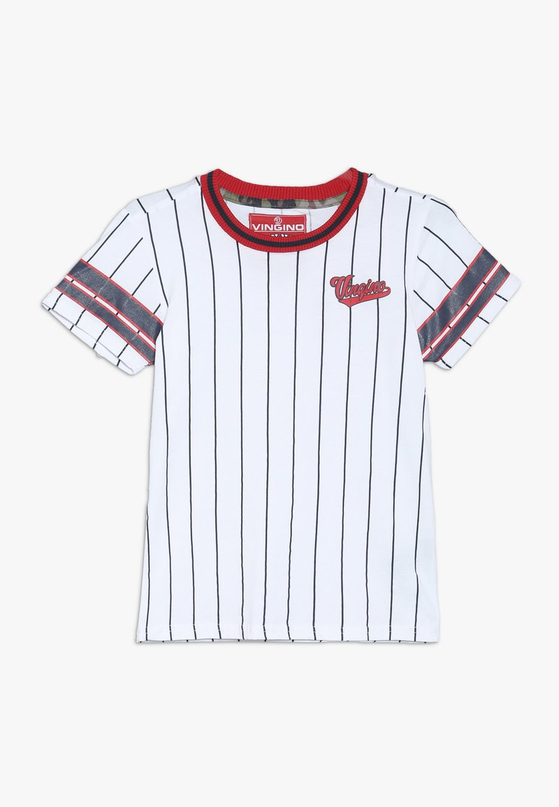 Vingino - HAWIN - T-Shirt print - real white