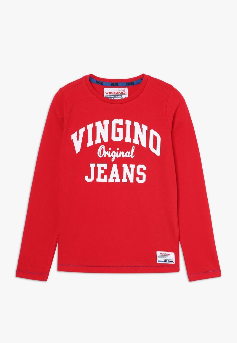 Vingino - JERIAH - Long sleeved top - classic red