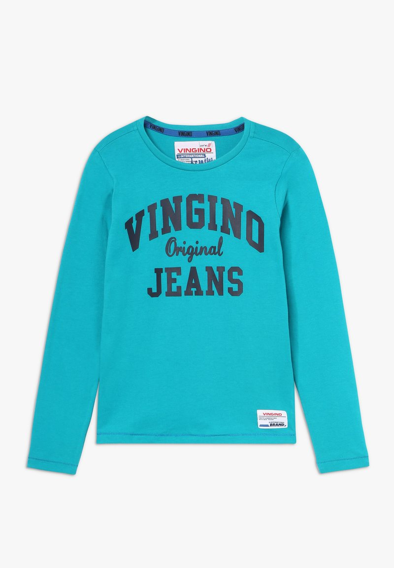 Vingino - JERIAH - Long sleeved top - green blue