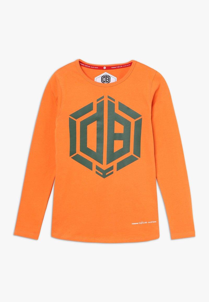 Vingino - JOSEPH - Bluzka z długim rękawem - horizon orange
