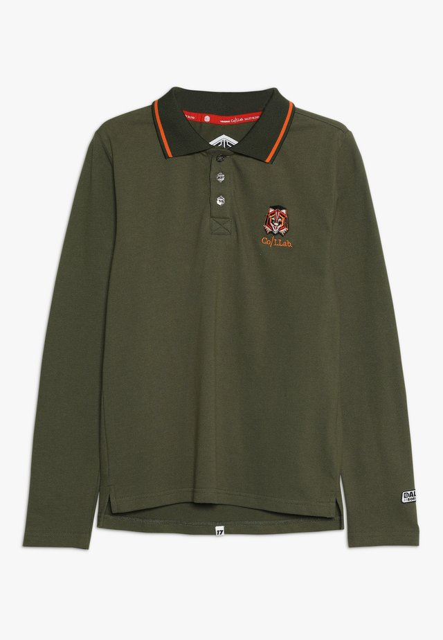 KANE - Poloshirt - olive night