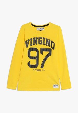 JASCO - Long sleeved top - honey yellow