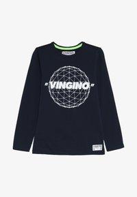 Vingino - JETRO - Long sleeved top - dark blue - 2