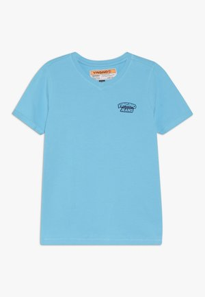 HANGU - T-shirt basic - pacific blue