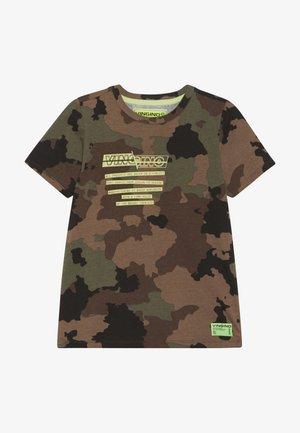 HEEVAR - T-shirt imprimé - green