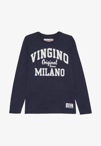 Vingino - JERNY - Long sleeved top - dark blue - 2