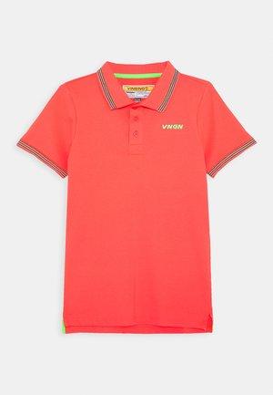KAMERON - Poloshirts - red