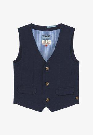 NUIR - Waistcoat - dark blue