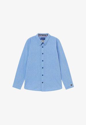 LUCERO - Camicia - dusk blue