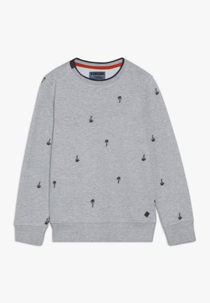 NACHO - Sweatshirt - grey mele