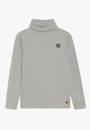 JUSTIS - Long sleeved top - grey