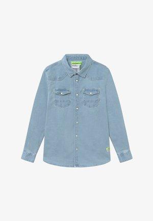LUCAS - Košile - light-blue denim