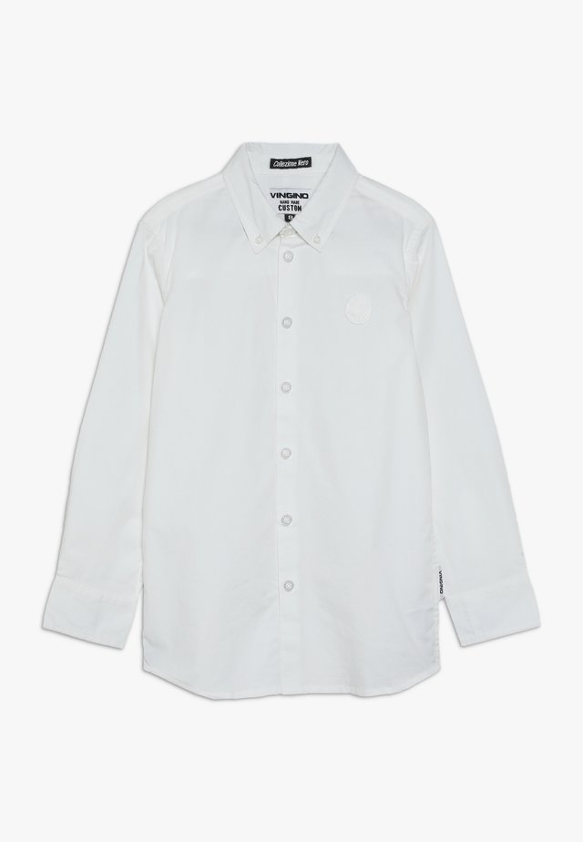 LORENCO - Shirt - real white