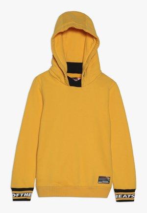 NYANO - Mikina skapucí - warm yellow