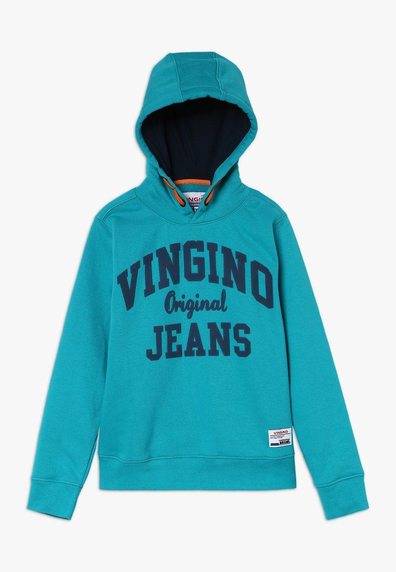 Vingino - NICKAY - Hoodie - green blue