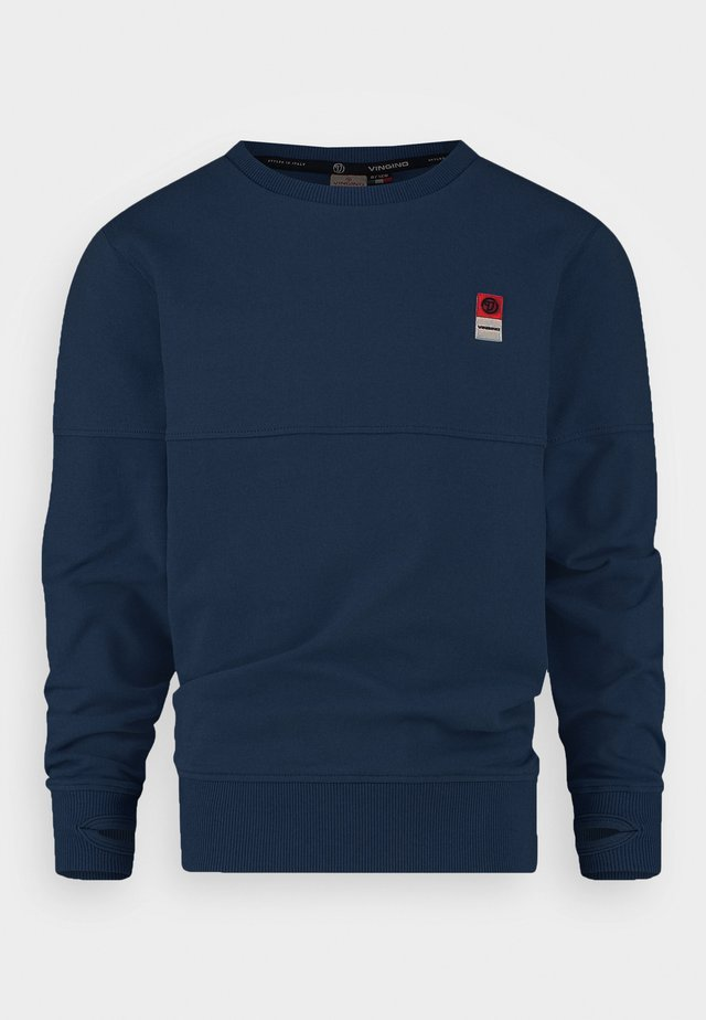 Sweatshirt - pool blue